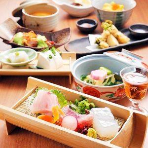 銀座でランチするなら和食「銀座 竹の庵 5丁目本店」